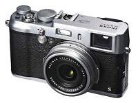 Fuji Fujifilm X100 x100s x100t Wanted