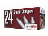 Mr Whip/Mosa Professional Cream Chargers and Dispensers