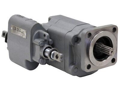 Buyers Bpc1010dmccw Direct Mount Hydraulic Pump W As301 Air Shift Cylinder