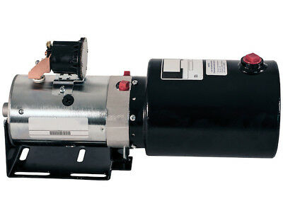 Buyers Products Hydraulic Power Unit - 12v Dc Pu304