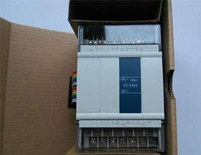 Xinje Plc Xc-e8x8yr Controller Expansion Analog Module Input 8dc 8 Do Relay New
