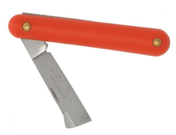 """Zenport K106 Grafting & Budding Knife - 2.25"""" blade SK5 stainless steel"""