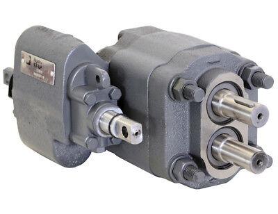 Buyers Remote Mount Hydraulic Pump W Manual Valve 2.5 Diameter Gear C1010