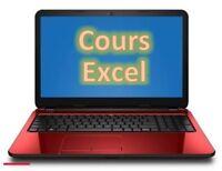 Excel // Enseignements basés sur les exercices (40$)