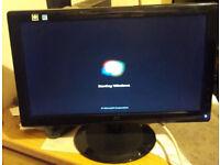 AOC LCD 18 inch desk top computer monitor
