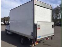 CHEAP URGENT MAN AND VAN LUTON TRUCK ANY HOUSE OFFICE MOVERS CITY/WEST LONDON DELIVERY REMOVALS HIRE