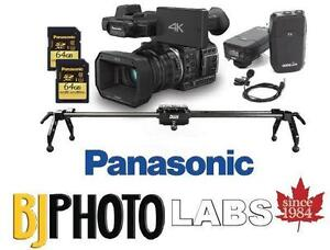 "Panasonic HC-X1000K + Cinevate Duzi V3 32"" + RodeLink FilmMaker"