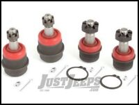 Alloy USA Heavy Duty Ball Joint Set For 2007+ Jeep Wrangler JK