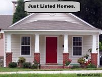Check out Today's New MLS Listings. Starting at $140,000!