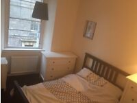 Central Double bedroom to let for FESTIVAL
