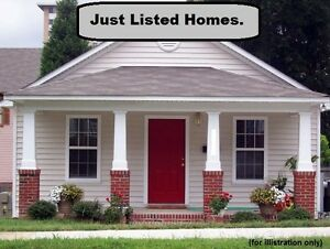 MLS Homes Just Listed. Starting at $119K.