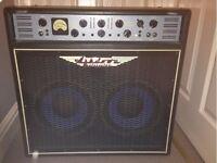 Ashdown ABM C210T-500 Evo iii Bass Amplifier Bass Amp