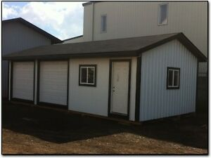 Portable garage, portable storage shed