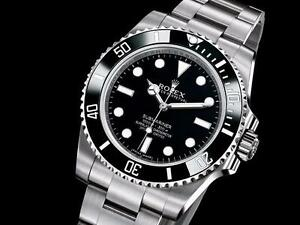 Currently looking to BUY - USED Rolex NO DATE Submariner watches. Any year.