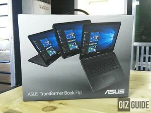 ASUS TARNSFORMER BOOK LAPTOP 15.6 po INTEL CORE i3  6 GB RAM  75