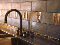KITCHEN BACKSPLASH INSTALLATION