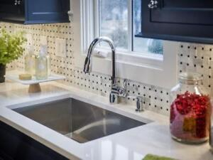 KITCHEN QUARTZ / GRANITE COUNTERTOPS ON SALE !  647-812-8868