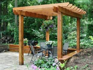 Yardscaping, Decks, Pergolas, Steps, Stairs, Fences! Free Quote