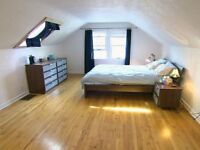 Newly Refurbished Double Rooms by Tooting Broadway Station