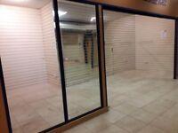 indoor retail space no deposit immediate start