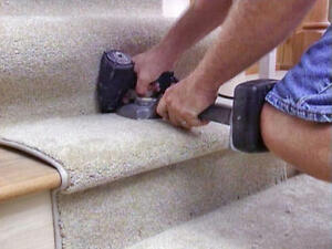<CARPET SERVICE SALE><WALL TO WALL * STAIRS * RUNNERS> GTA
