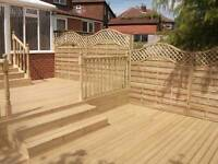 garden fencing contractors leeds,Bradford,west yorkshire