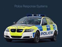 Police response burglar alarms