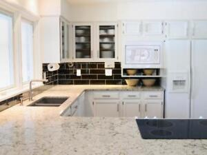 Granite Countertops - Installation included starting $40 p/sqft