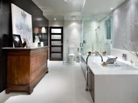 Tile installations and renovations