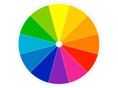 FIBER OPTIC COLOR WHEEL 4 INCH DIAMETER FOR ALL HOLIDAY LIGHT UNITS