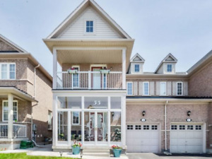Immaculate 4Bdrm Semi W/Finished Bsmt Apt Open Concept