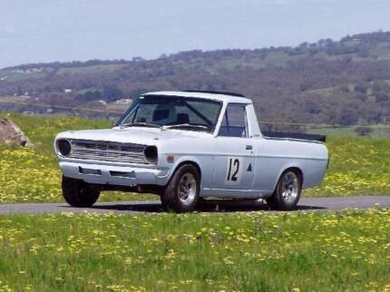 1984 Datsun 1200 Ute Hillclimb Race Car O'Halloran Hill Marion Area Preview