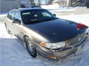 2002 Buick lesabre custom NEED GONE