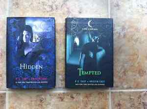 House of Night Series Hardcover