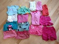LOT OF GIRLS 2T CLOTHING