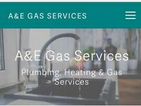 A&E Gas services - Plumber/Heating Engineer/ Gas Engineer - Southampton