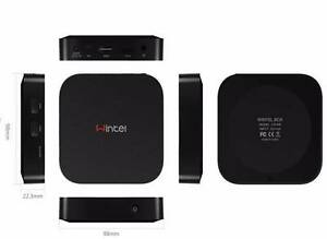 Intel CPU Smart TV window10 and android 4.4 OS Dual system minipc Macquarie Belconnen Area Preview