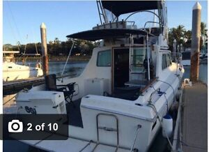 randall 34ft fly  bridge cruiser  165 turbo deisels  .FIRM PRICE. Buderim Maroochydore Area Preview