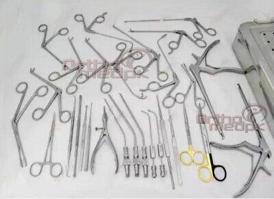 Fess Instruments Set Endoscopic Sinus Surgery Ent Instrument Set A German Steel