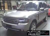 2010 Land Rover Range Rover AUTOBIOGRAPHY/ SUPERCHARGED/ NAVIGAT