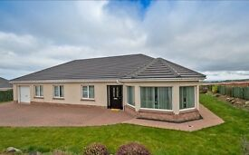 31 Troup View Gardenstown 4 bed family home immaculate condition with large garden!