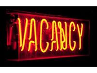 Kitchen porter required for busy restaurant in Brixton village