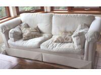 St Michael's M&S Fabric sofa 3+2