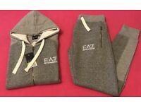LT Grey Full Jogging Tracksuit Brand New