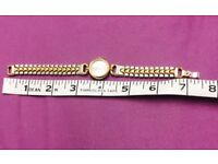 LIMIT Silver and gold plated ladies wrist watch,