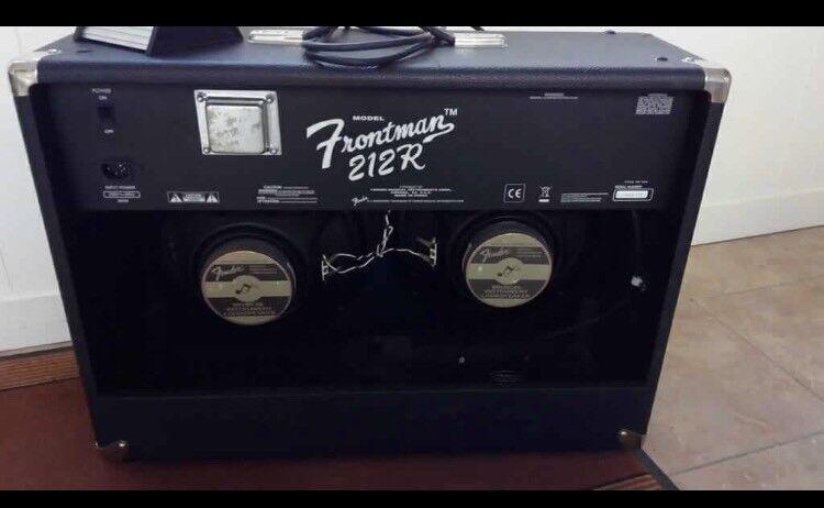 Fender Mustang Iv 150w 2x12 Bo