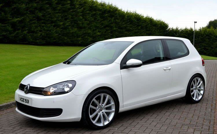 18 Quot Vancouver Alloy Wheels And Tyres For Golf Mk5 Mk6 Mk7 Jetta Etc In Magherafelt County