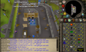 Selling MAXED Old School Runescape account! 11+ 99s