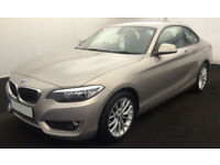BMW 218 FROM £67 PER WEEK!