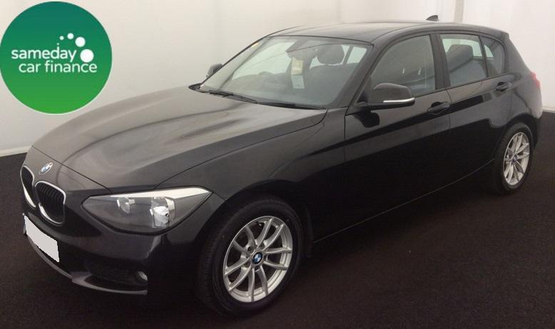 ONLY £189.12 PER MONTH 2013 BMW 116D 1.6 EFFICIENTDYNAMICS 5 DR DIESEL MANUAL